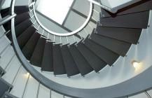 Escaliers hélicoïdaux et débillardés (escalier en colimaçon)