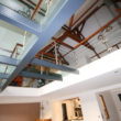 escalier-potier00136 - passerelle verre