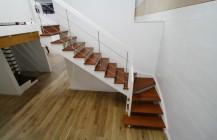 la gamme potier cr ations d 39 escaliers modernes design tradition. Black Bedroom Furniture Sets. Home Design Ideas