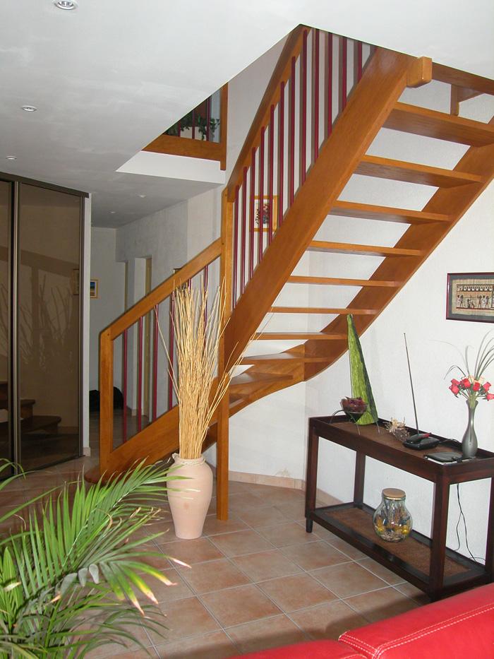 Escaliers bois et tendance  Potier, créateurs descaliers ~ Nettoyer Escalier Bois
