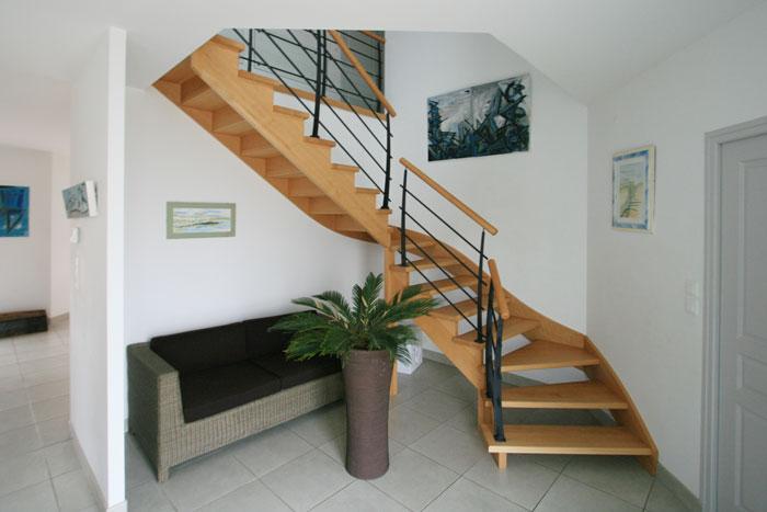 Couleur escalier bois couleur escalier bois with couleur - Couleur escalier ...