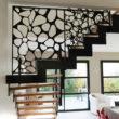 escalier métal