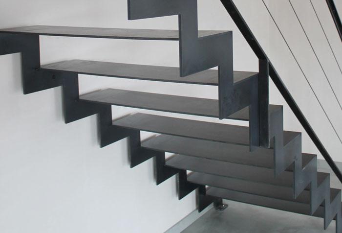 Escalier style industriel savenay - Escalier metal industriel ...