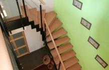 escaliers métal