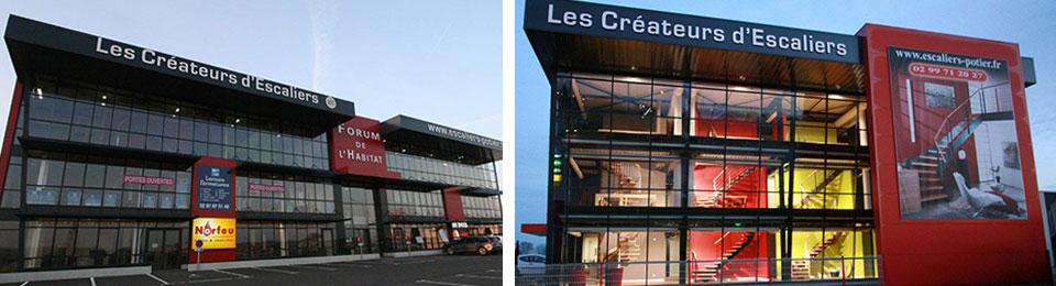 Contact Potier Les Createurs D Escalier
