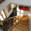 escalier hélicoïdal et débillardé