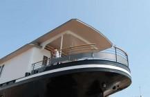 Le Piano Barge à Vannes