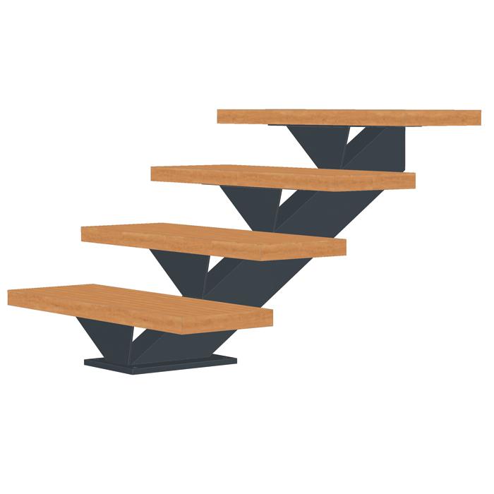 Bien-aimé options escaliers POTIER EC96