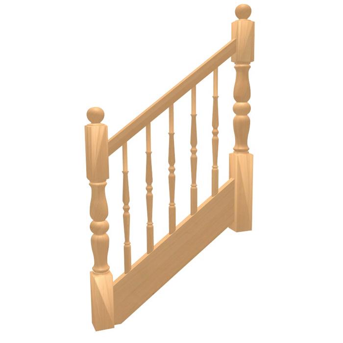options escaliers potier. Black Bedroom Furniture Sets. Home Design Ideas