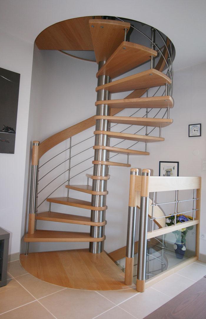 escalier colima on escaliers h lico daux et d billard s. Black Bedroom Furniture Sets. Home Design Ideas